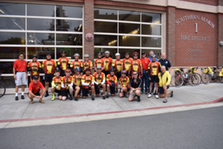 SF2LA Sausalito FD Start