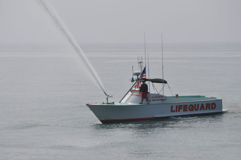 Lifeguard Boat