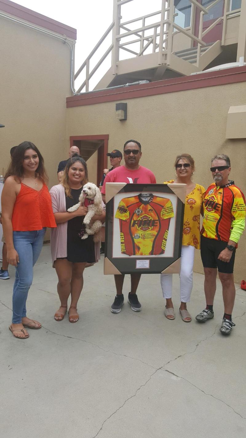 Hector Magallanes Family